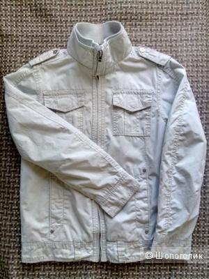Куртка-ветровка для мальчика NEXT JEANS, 9-11 лет (рост 140 см)