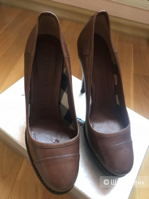 Туфли Burberry 37 размер