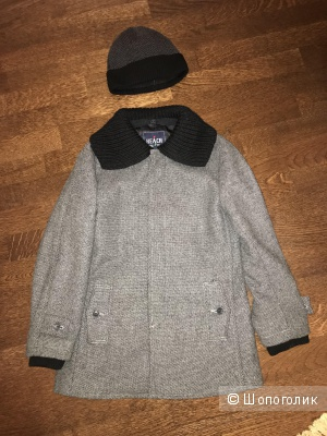 Пальто Silvian Heach Junior, р-р 10