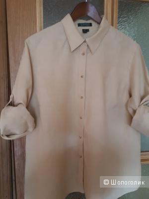 Рубашка 100% лен RALPH  LAUREN  размер 1X