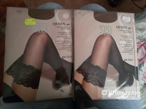 Чулки Sisi Queen 40 размер 2