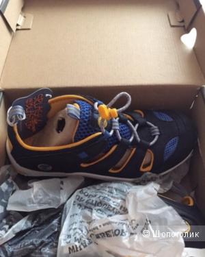 Летняя обувь (сандалии) для мальчика Timberland 33р