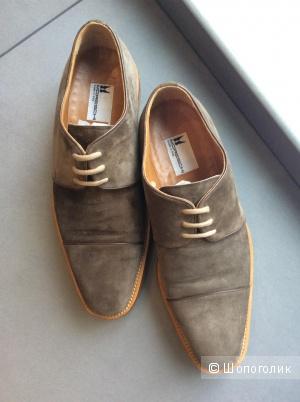Туфли мужские Moreschi, размер 42