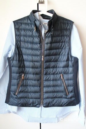 Пуховый жилет Zara XL