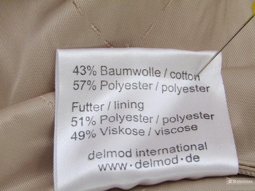 Ветровка -   тренч Delmod размер 46/48