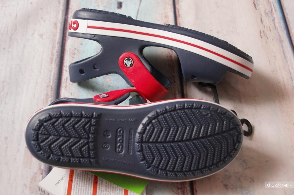 Сандалии Crocs 34 размер