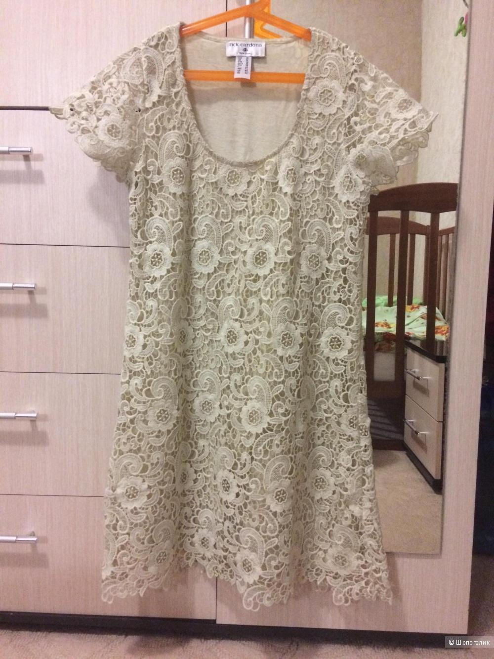 Платье Rick Cardona 46-48 размер