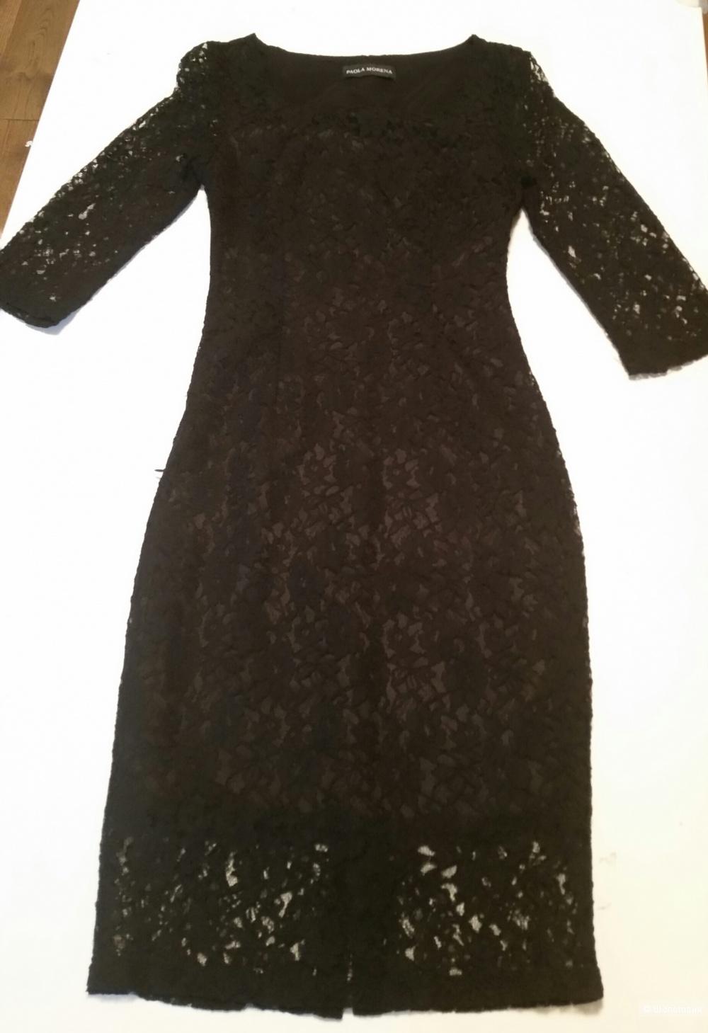 Кружевное платье  Paola Morena XS-S