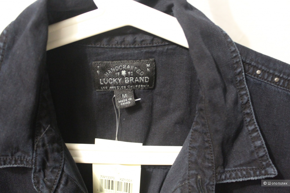 Рубашка lucky brand размер М
