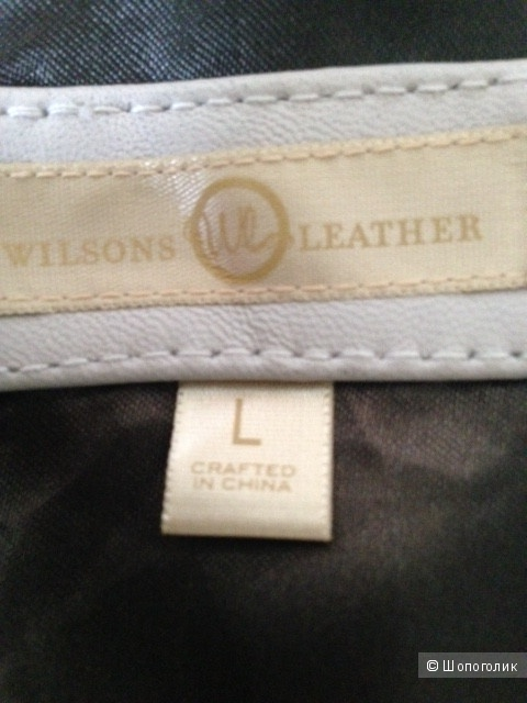 Куртка-пиджак WILSON is LEATHER, L