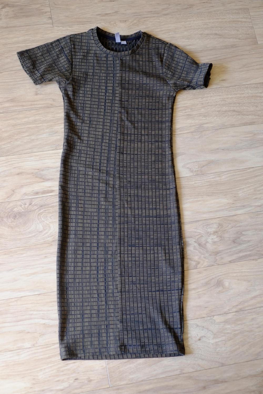 Трикотажное платье ASOS, UK8