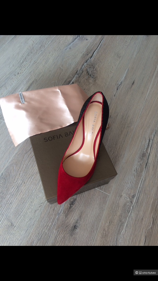 Туфли SOFIA BALDI, 38 р-р