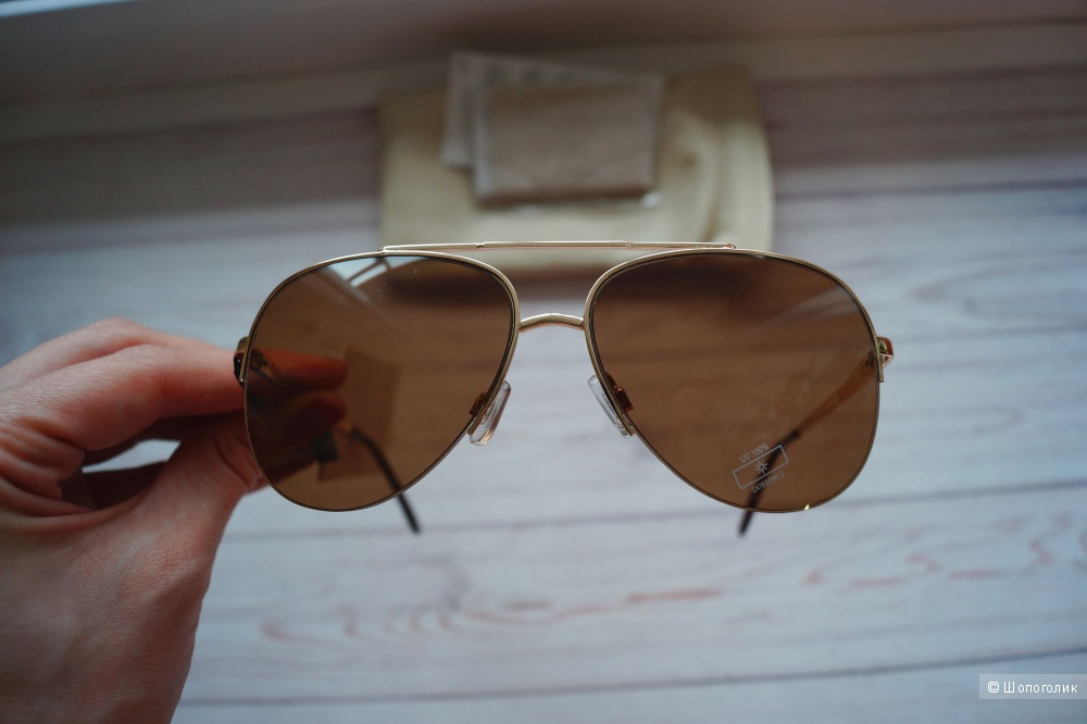 Солнцезащитные очки Mango M Hydra6 C Brown