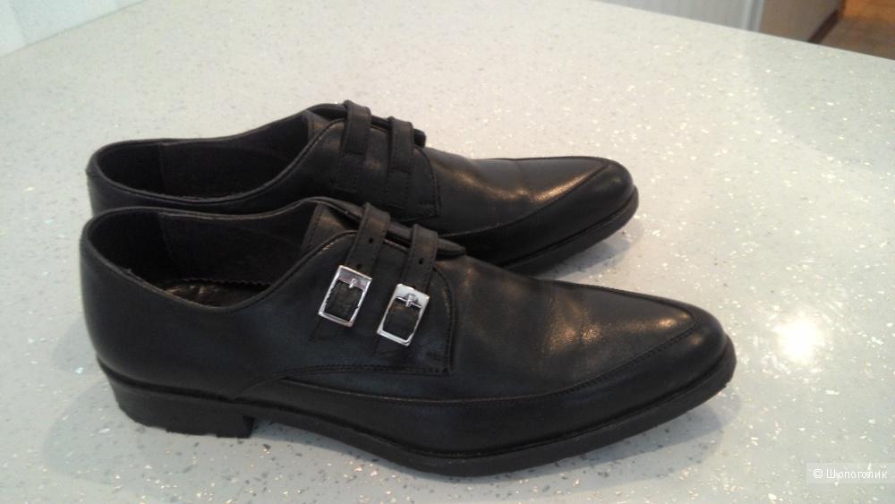 Туфли  ILARIA RANIERI, размер 36 -36,5