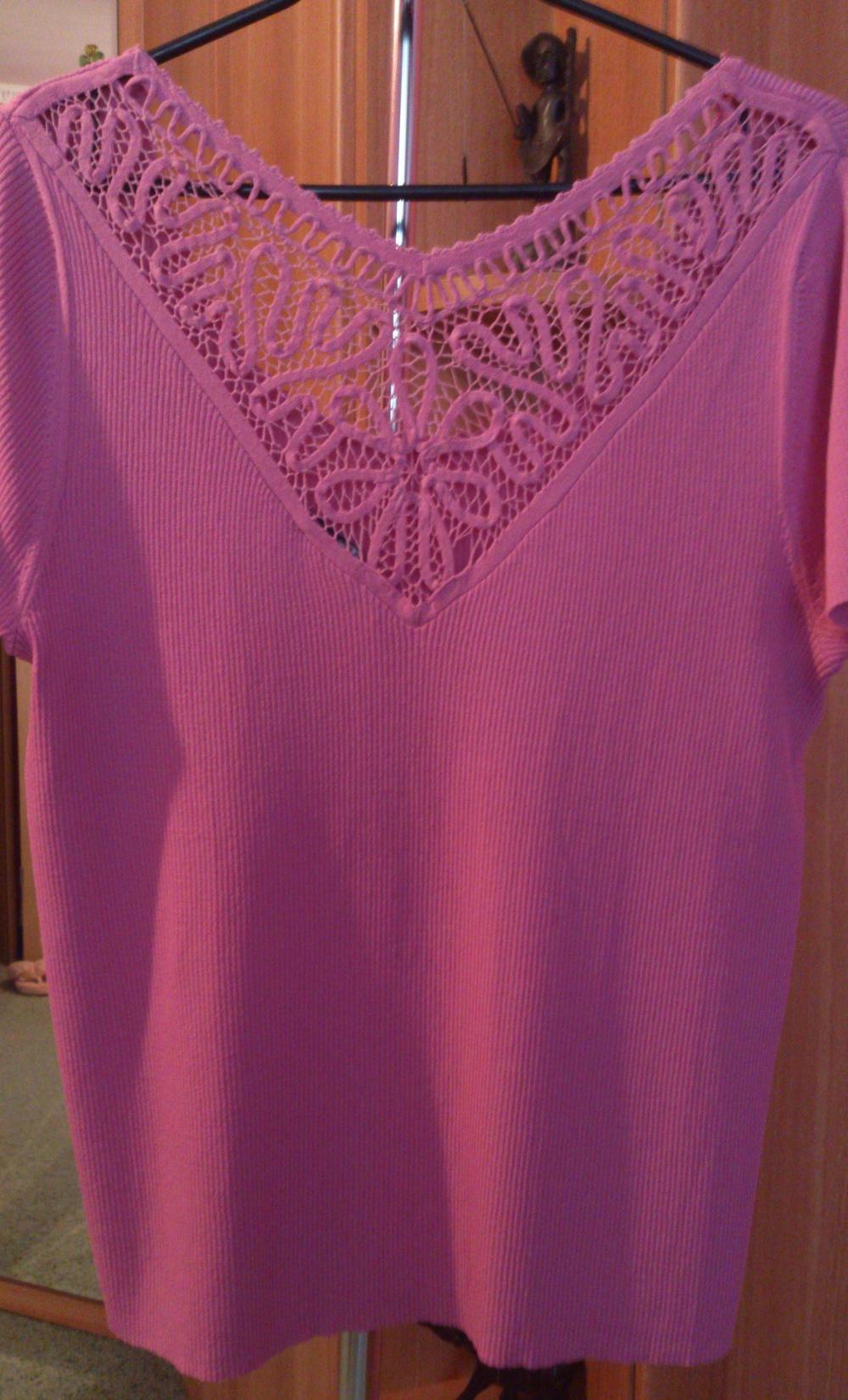 Кофта = футболка Betty Barclay, размер 48-50-52 (рос)