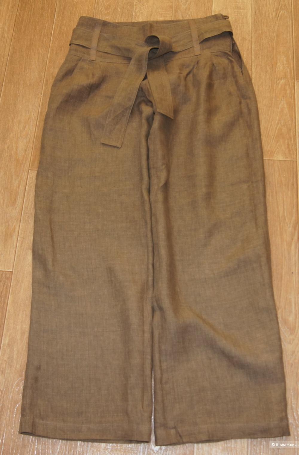 Льняные брюки WESTLAND, р-р 44