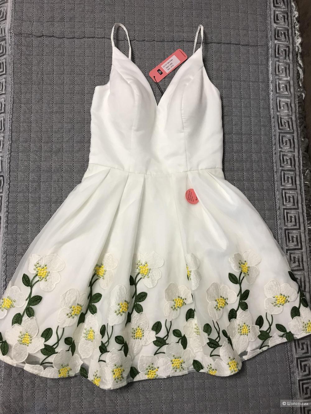 Платье Chi Chi London размер UK10