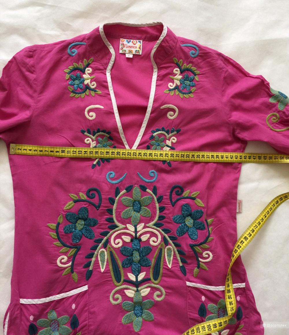 Блузка-бохо Flamenco размер s