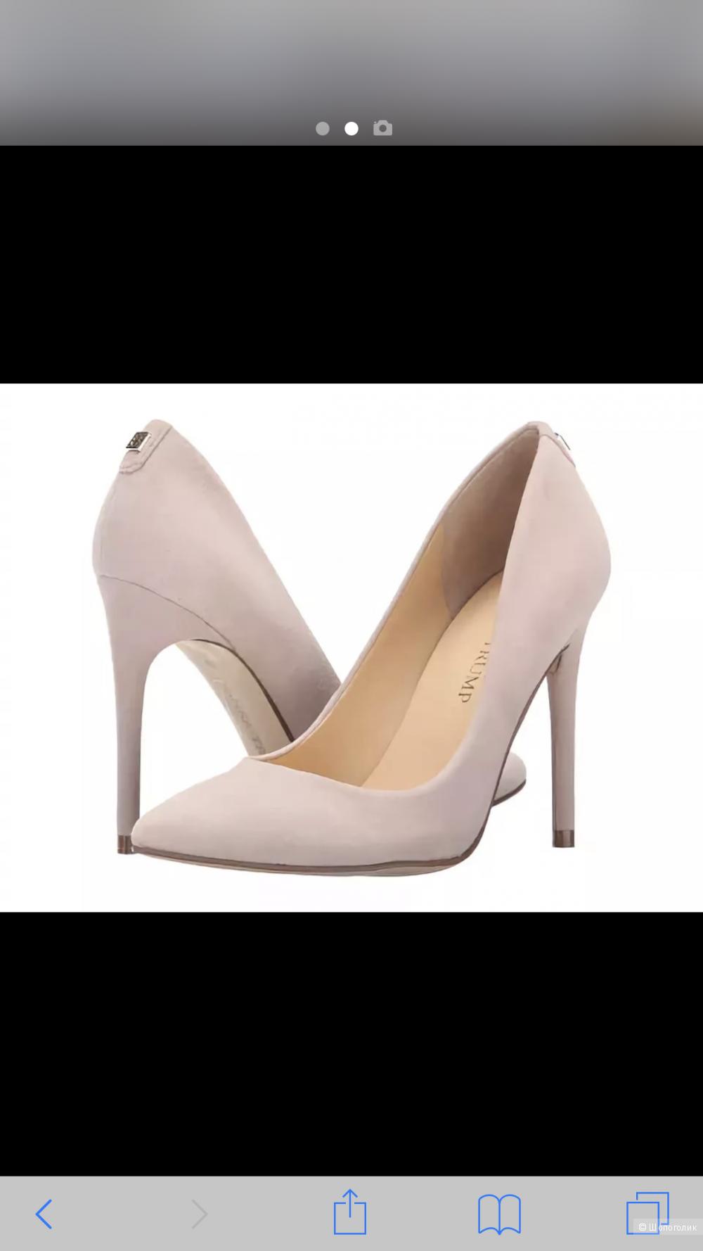 Туфли Ivanka Trump,39 размер