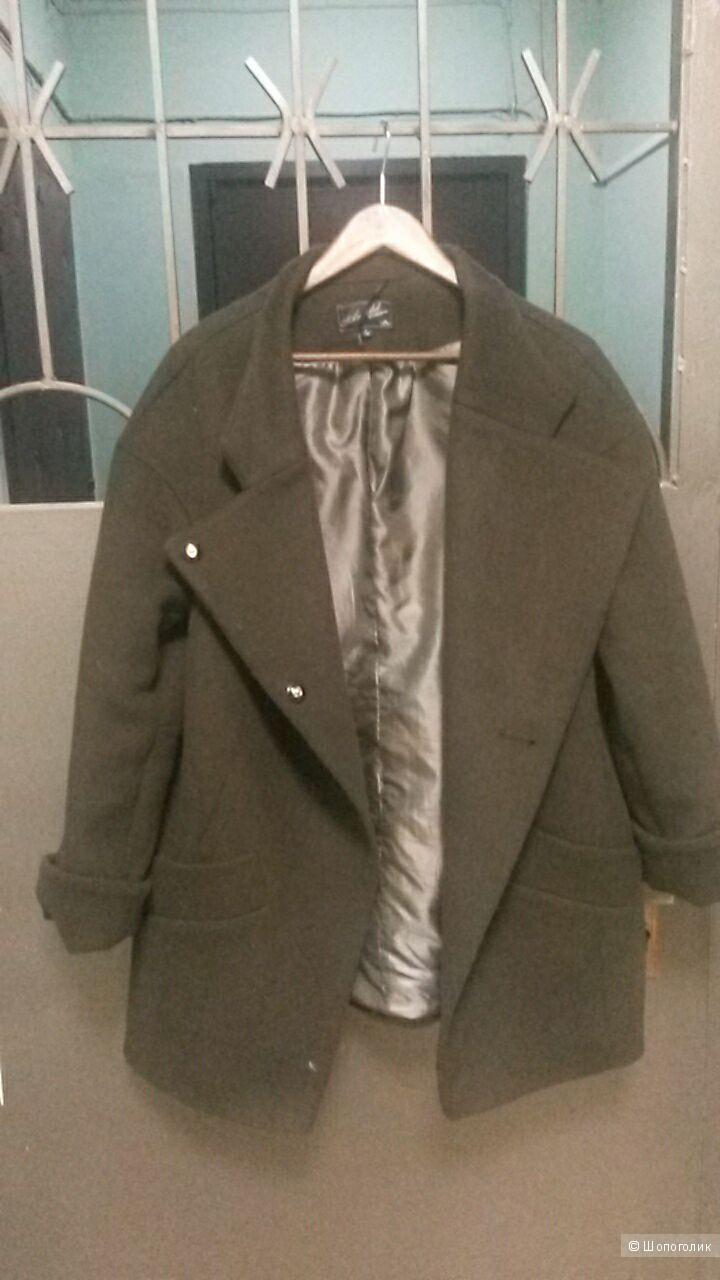 Пальто Amulet хаки, 48-50-52