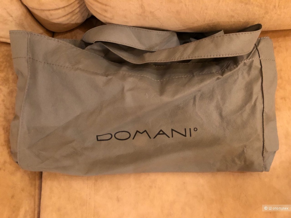 Кожаная сумка Domani
