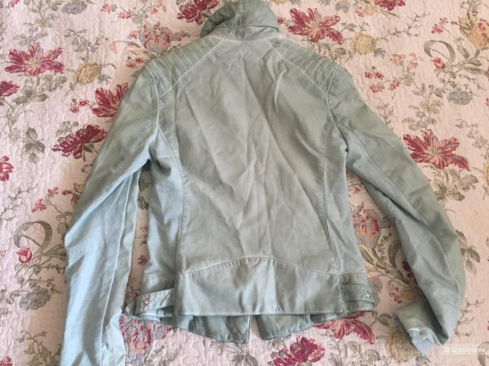 Куртка-косуха ф.LOIZA by PATRIZIA PEPE на 38-40 росс (XXS)