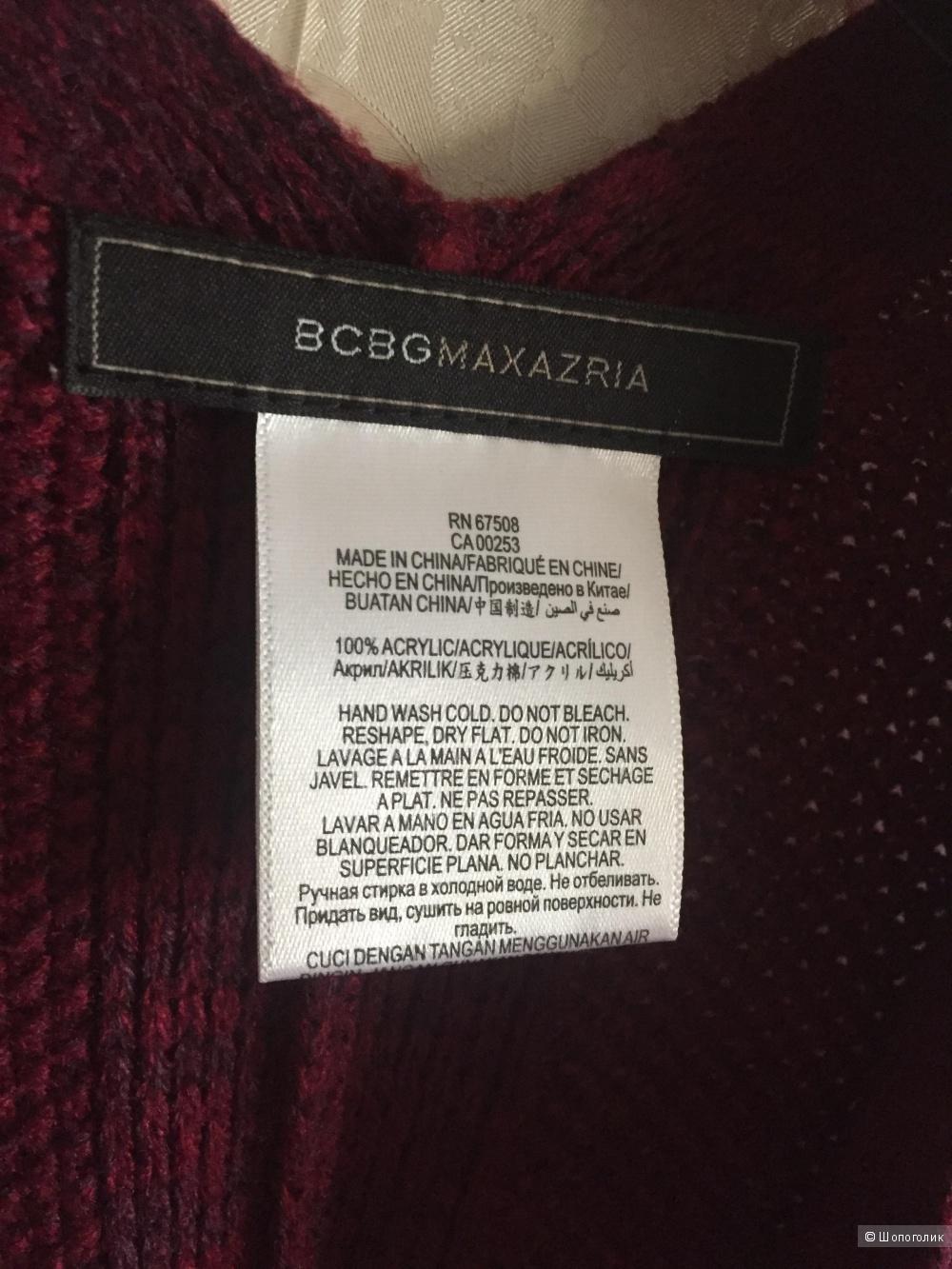 Пончо Bcbgmaxazria, one size