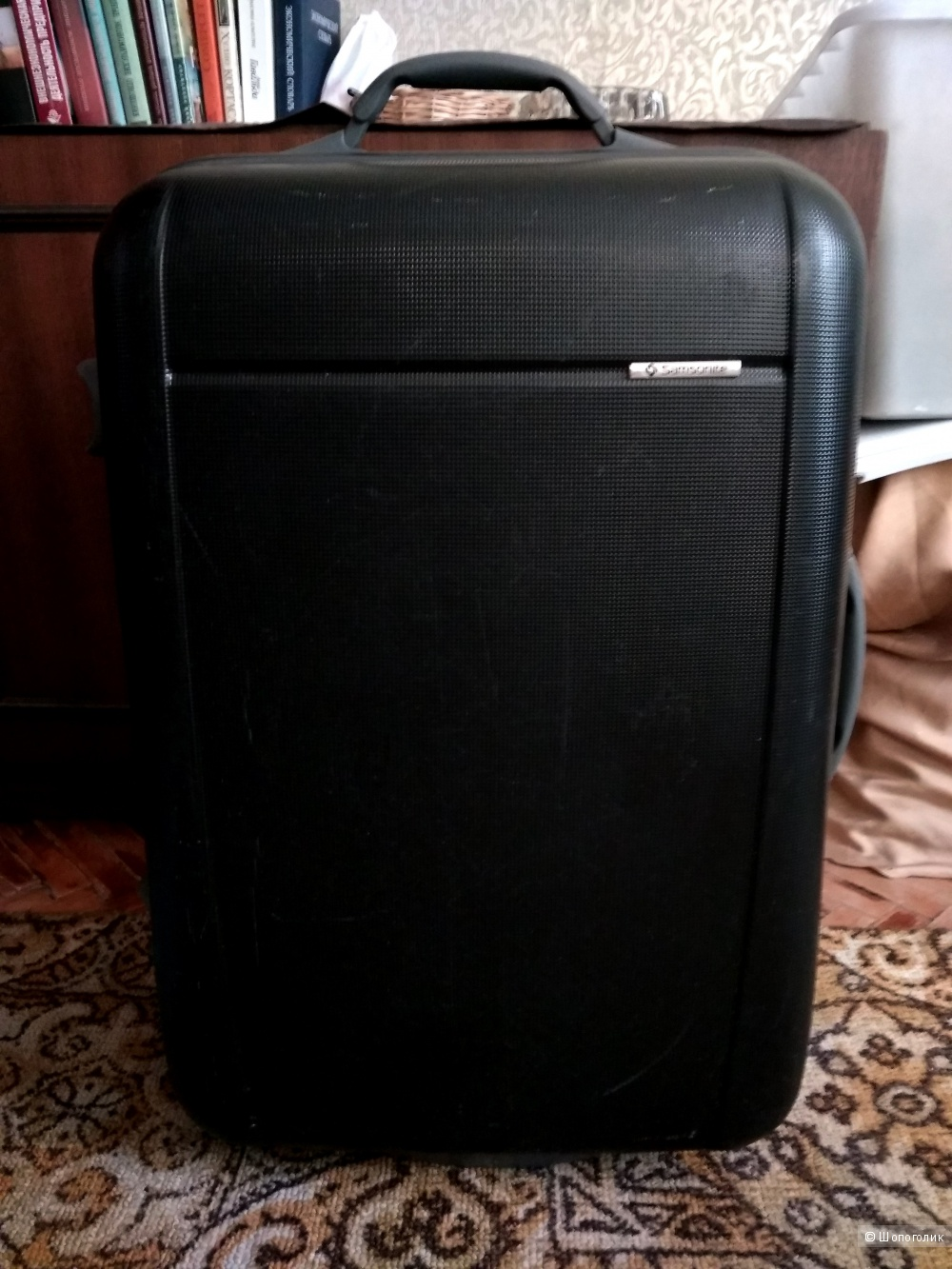 Чемодан Samsonite Cruisair II размер М
