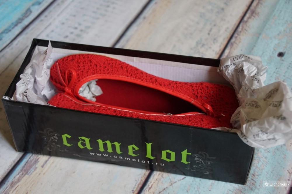 Балетки Camelot 37 размер