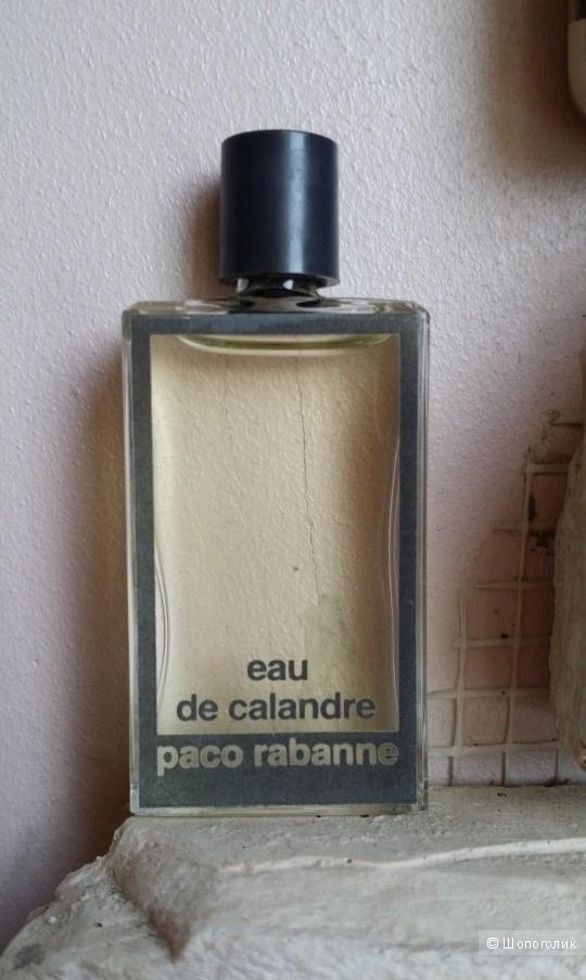 Миниатюра Eau de Calandre от Paco Rabanne 5 мл