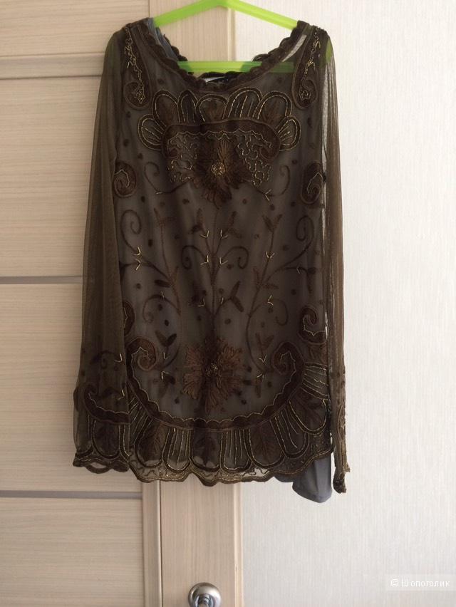Блузка TWIN-SET SIMONA BARBIERI, S