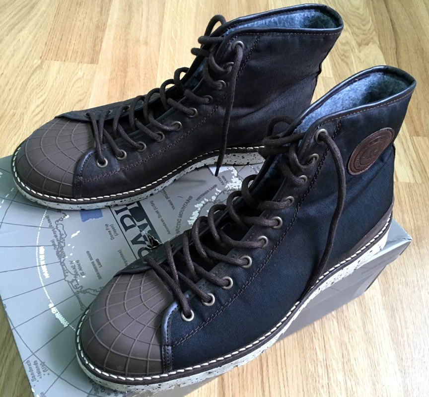 Ботинки Napapijri Eur 43, US 10