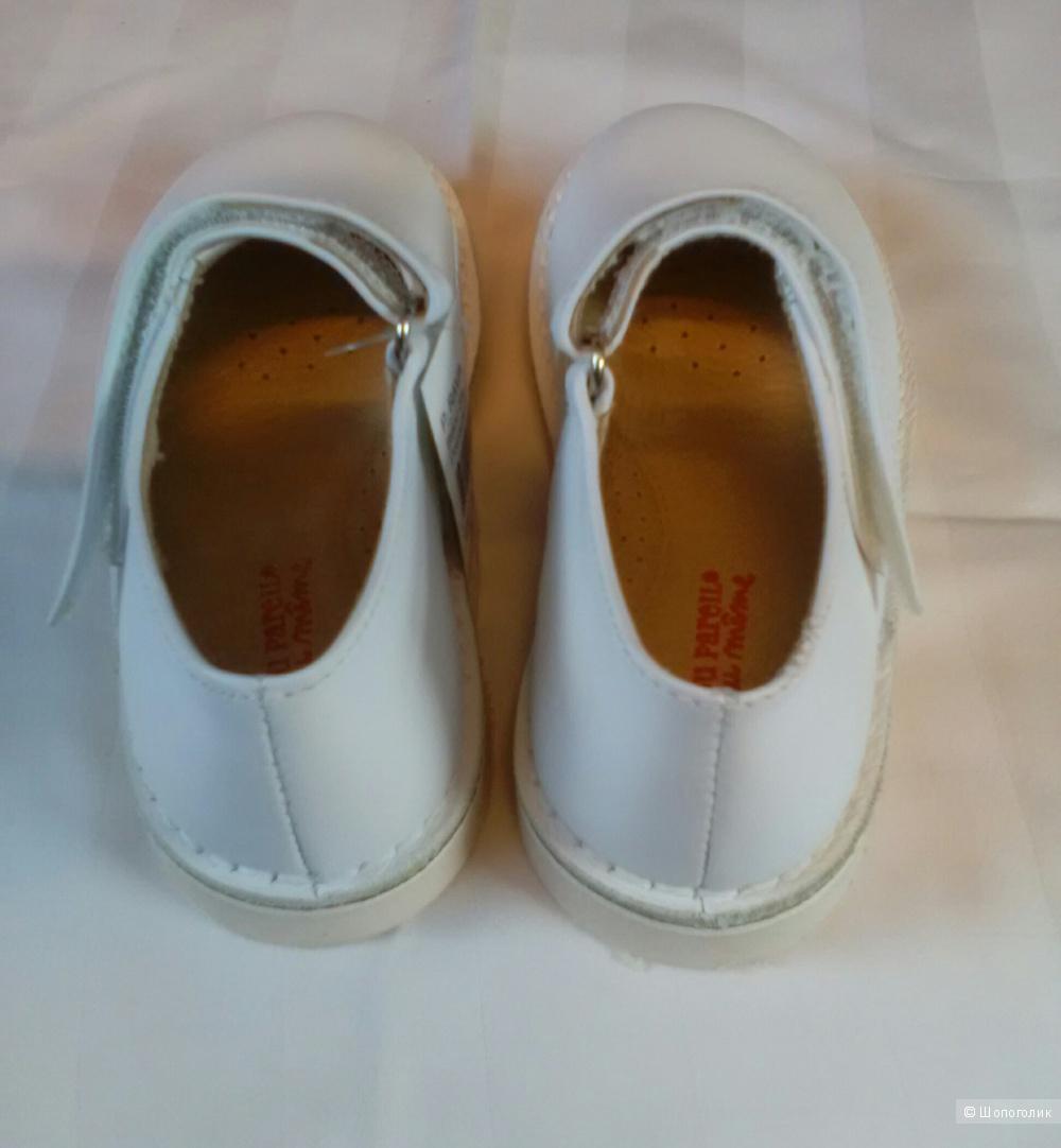 Туфли для девочки. 28 размер Dpam
