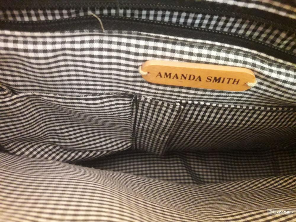Сумка женская Amanda Smith.