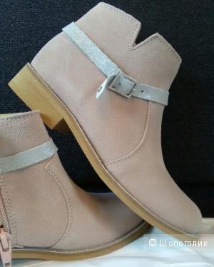 Ботиночки для девочки.31 р. Dpam