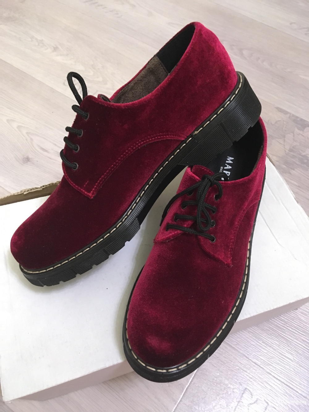 Ботинки Martina, 38 размер