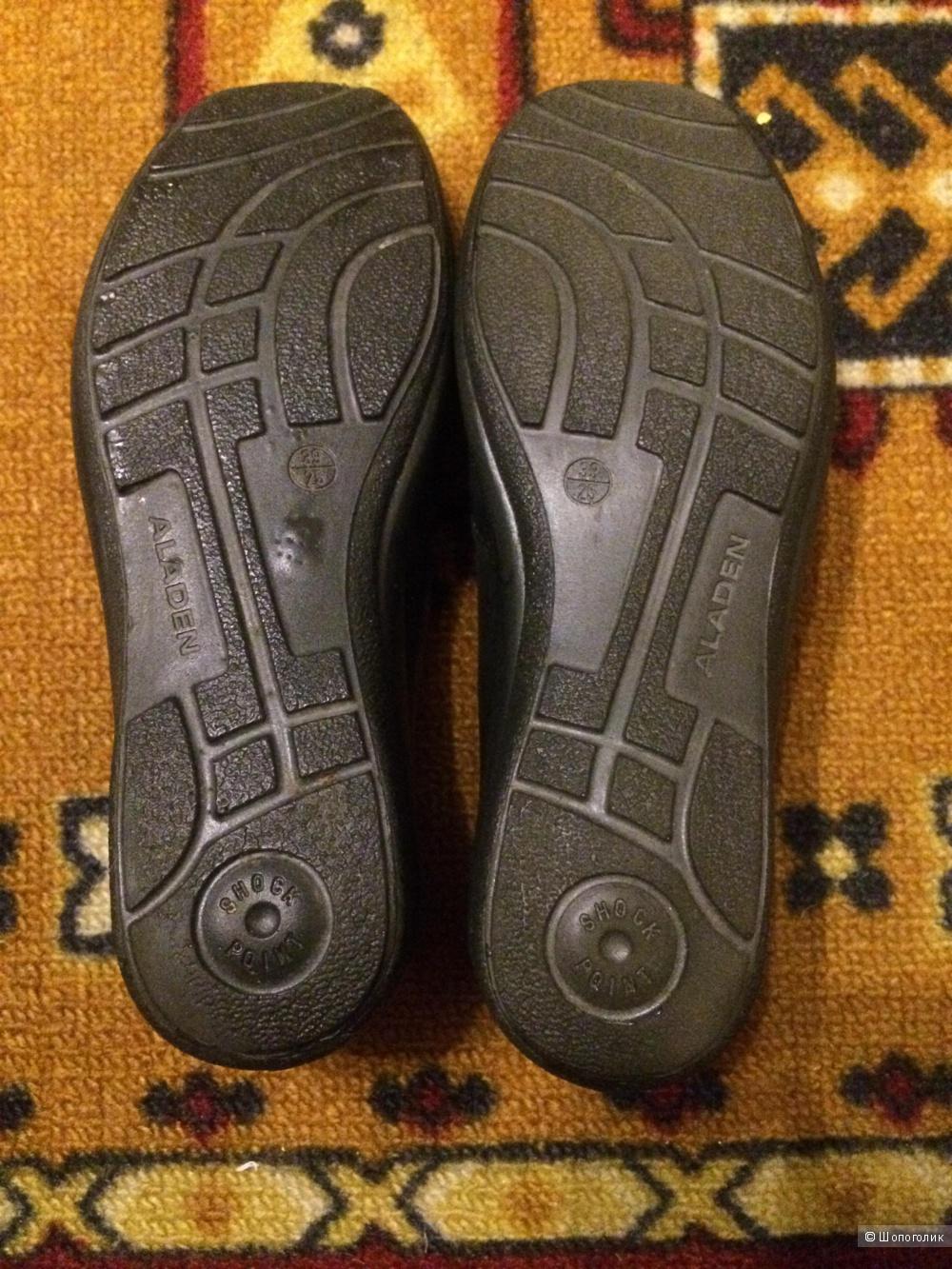Туфли комфорт ALADEN размер 39 полнота 9