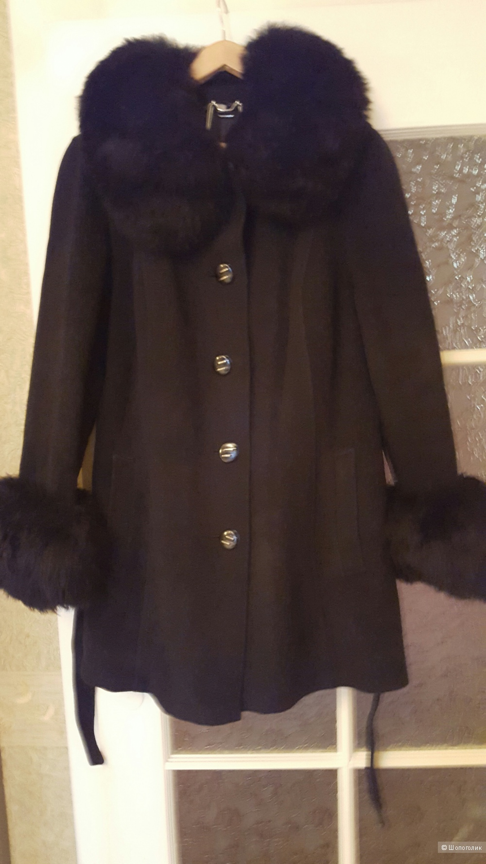 Пальто TERRA, размер 48-50.