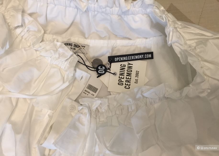 Блузка OPENING CEREMONY, размер 4US