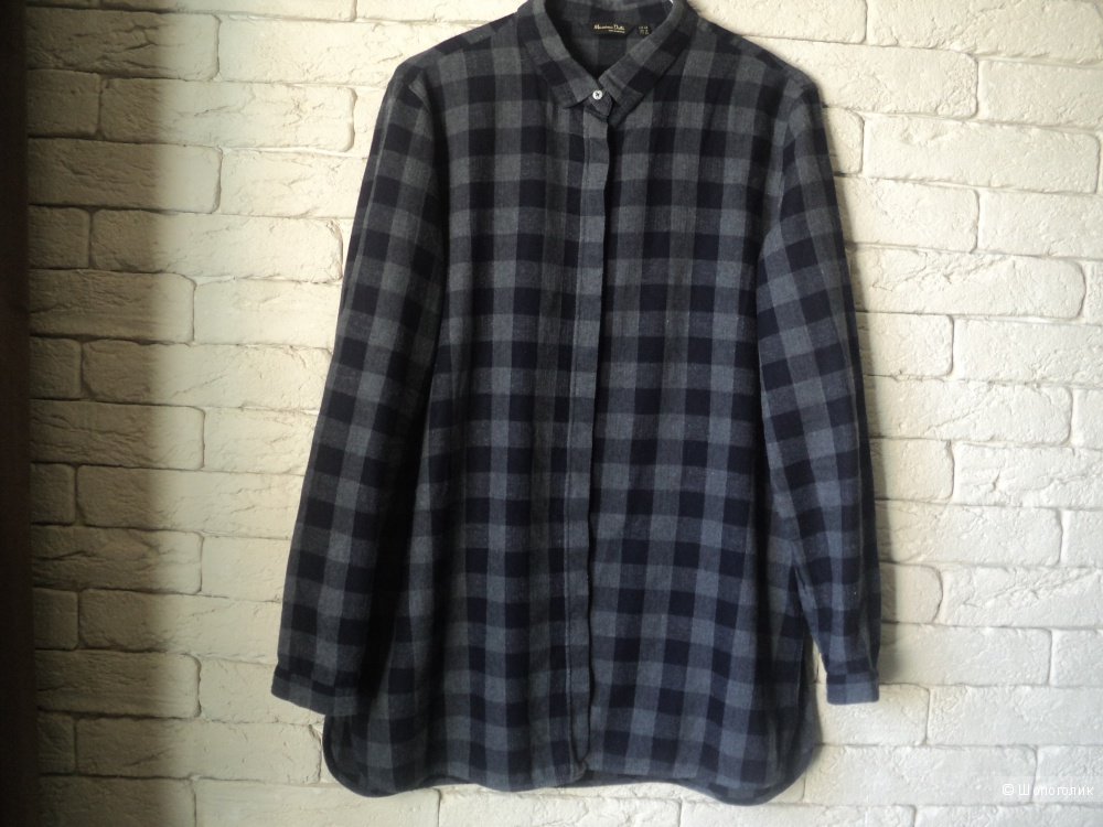 Рубашка Massimo Dutti,  46 размер
