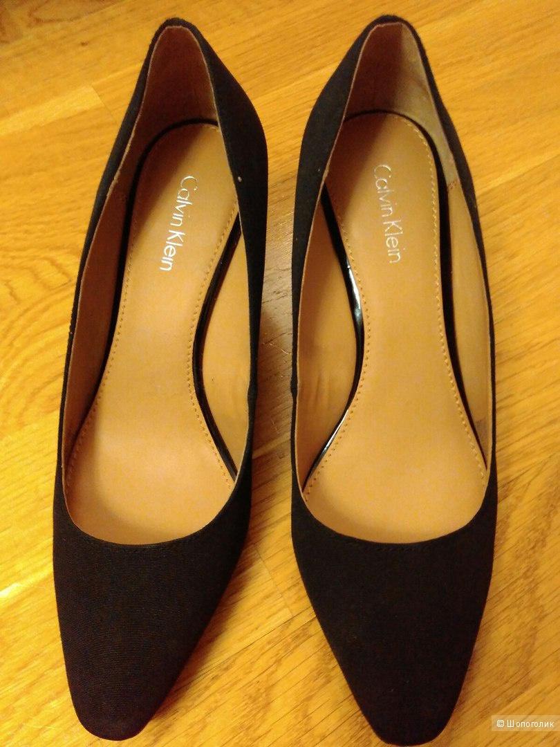 Туфли Calvin Klein женские, размер 36