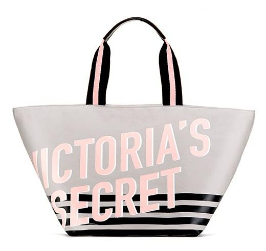 Сумка zip tote Victoria's secret