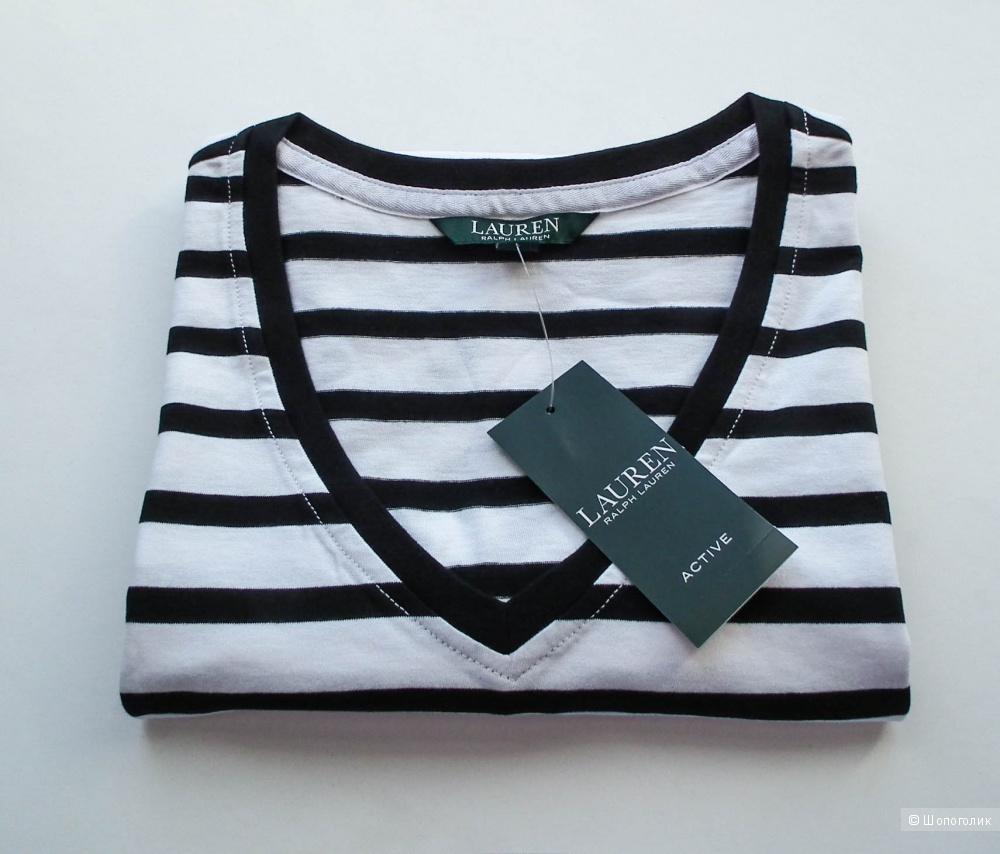 Женская футболка Ralph Lauren М