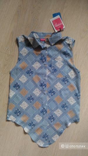 Блузка FUTURINO, ростовка 152.