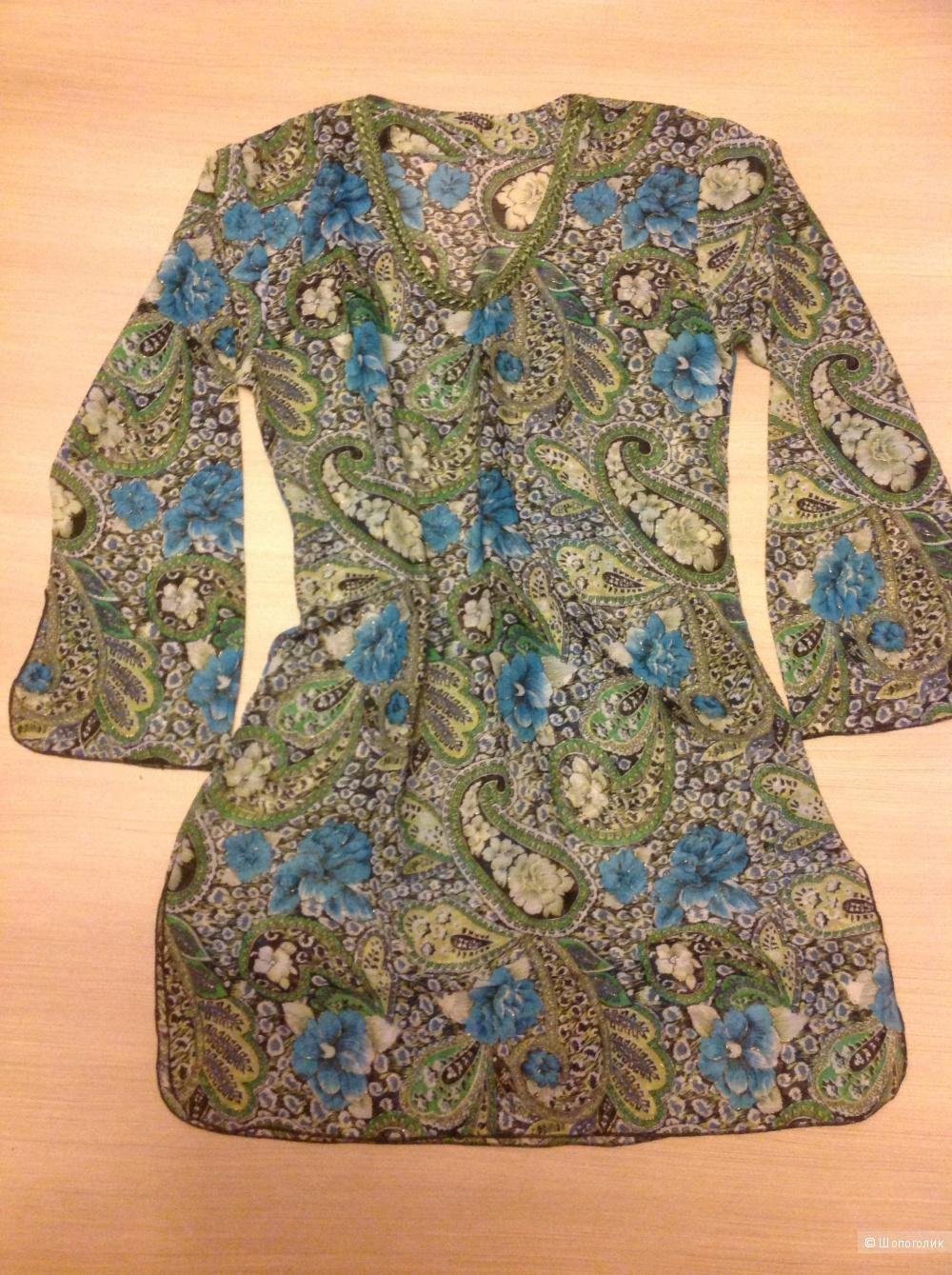Пляжное платье, no name, разм. XS/S