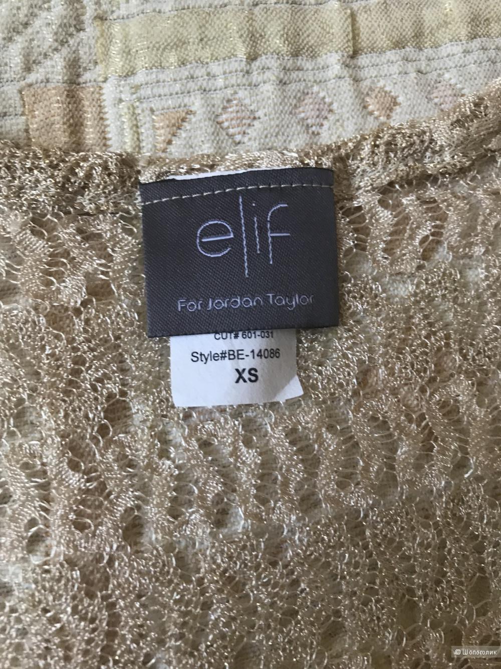 Пляжная туника Elifh размер S