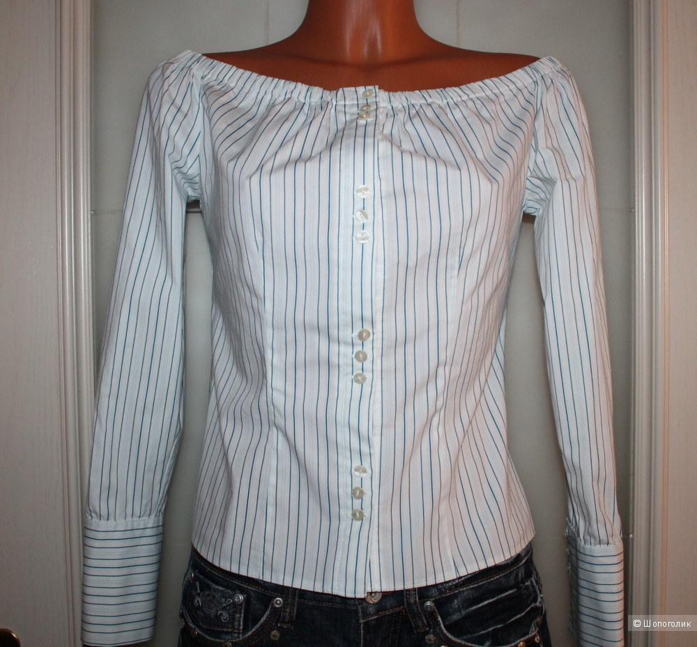 Блуза с открытыми плечами Dorothy Perkins, размер 44-46