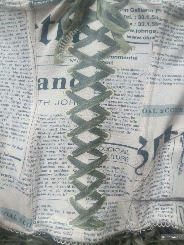 Топ-корсет John Galliano , размер 75 В