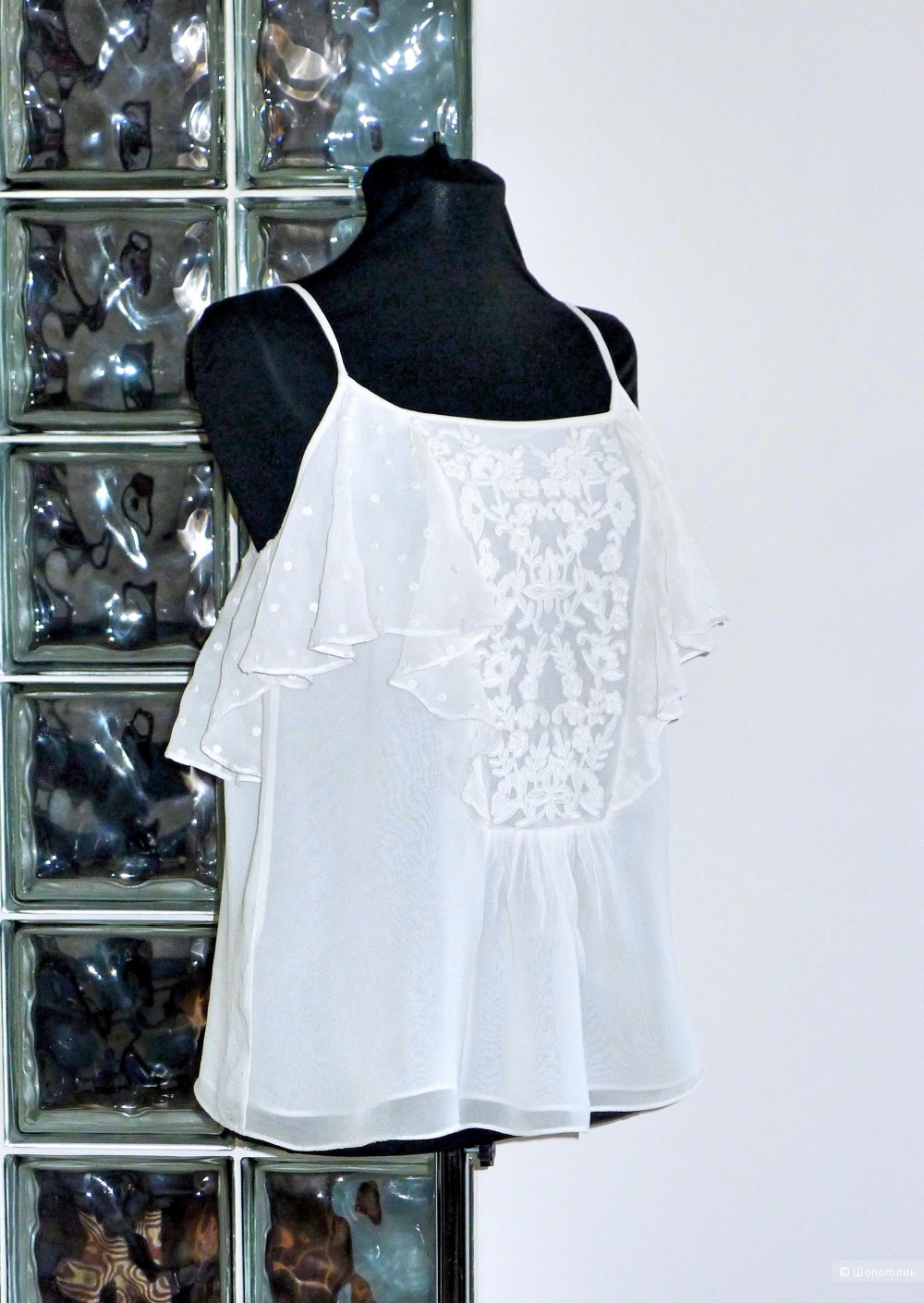 Блузка топ ZARA WOMEN размер S