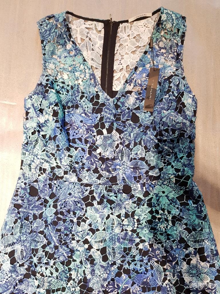 ELIE TAHARI платье из кружева р.46 (М)